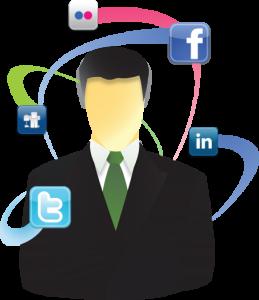 Den sociala webben